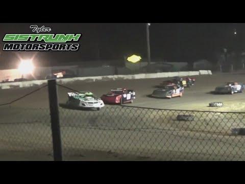 Tyler Sistrunk Motorsports - North Florida Speedway - Heat Race Grandstands WIN - 11-4-2017