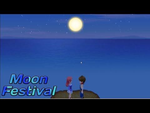 Hervest Moon Festival !!! Harvest Moon : Light Of Hope