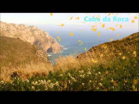 シントラ王宮とロカ岬 Sintra