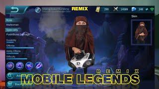 Gambar cover DJ MOBILE LEGENDS [REMIX]