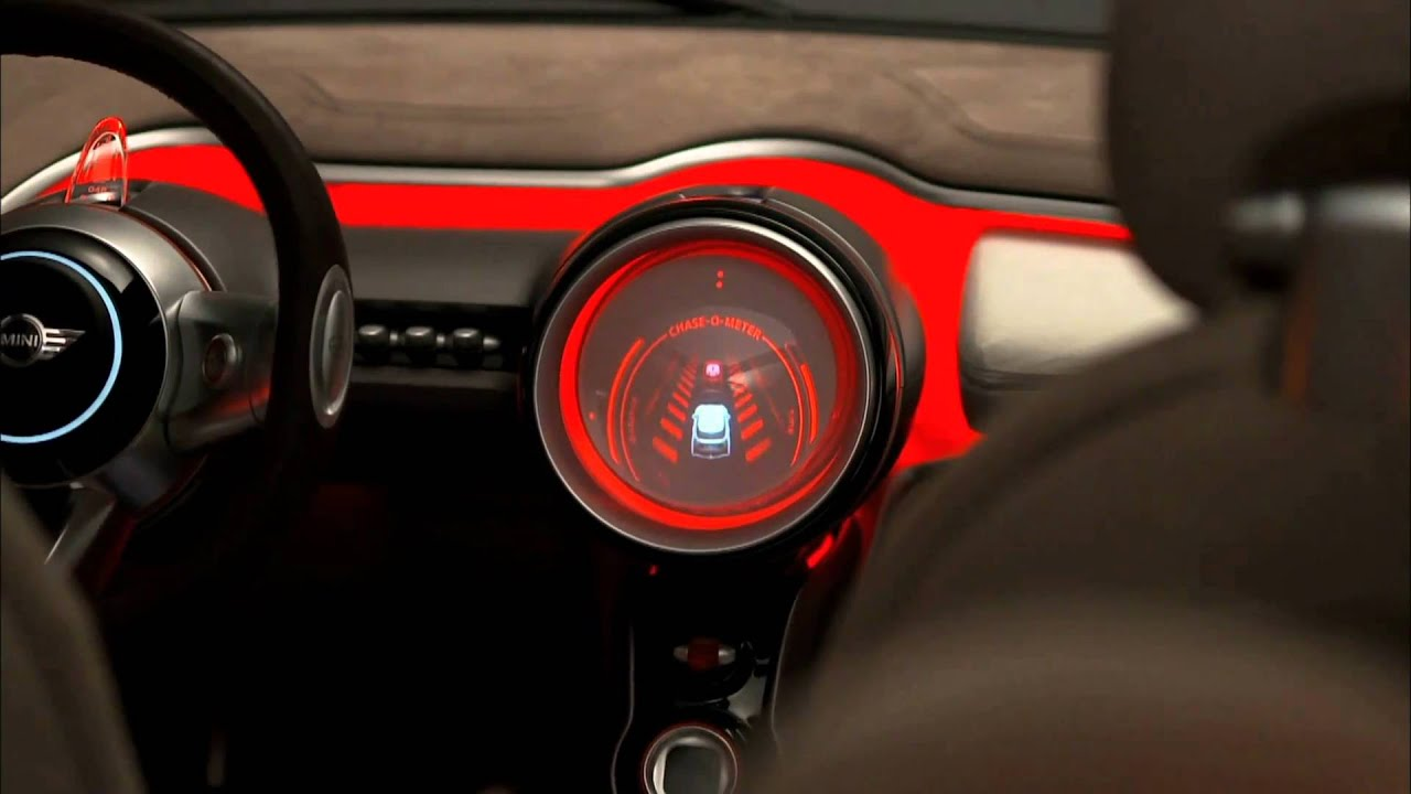 The Mini Rocketman Concept Interior Design