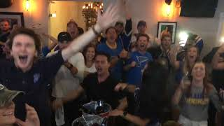 Video: Scenes from Duke's in Soulard during Game 5