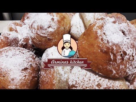 Самые нежные пончики!   --    ՆՈւՐԲ   Ու   ՀԱՄԵՂ   ՓՔԱԲԼԻԹՆԵՐ