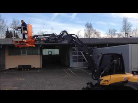 Mecalac 12MTX TÜV Test