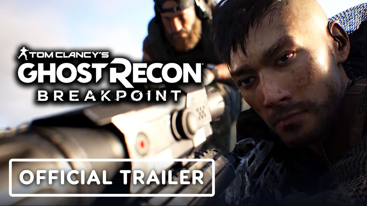 Ghost Recon Breakpoint - Resistance Live Event Trailer | Ubisoft Forward - IGN