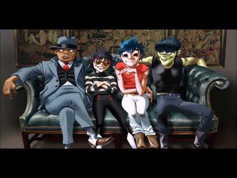 Gorillaz - Ticker Tape Lyrics (OFFICIAL AUDIO)