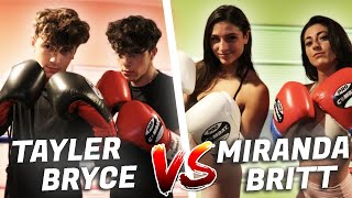 BOXING FAMOUS YOUTUBERS!
