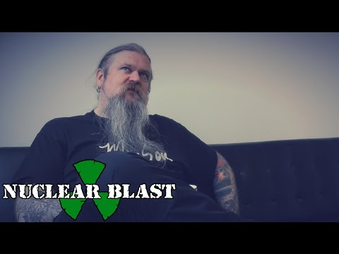 ENSLAVED - Ivar on recording UTGARD with the current line-up (OFFICIAL TRAILER)