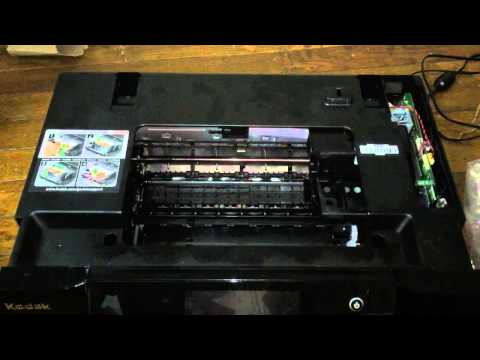 Kodak Hero 9.1 AiO Printer Disassembly