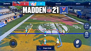 Madden 21 THE YARD Gameplay & Info Revealed!