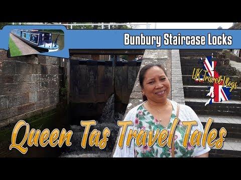 Bunbury Staircase Locks / QUEEN TAS TRAVEL TALES