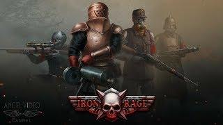 Iron Rage - Обзор,Первый Взгляд ( можно залипнуть)