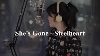 SUARA PALING TINGGI lagu SHE'S GONE. WOW....,!!