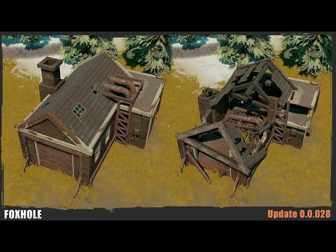 Sticky Bombs & World Conquest - Foxhole (Update 0.0.28)