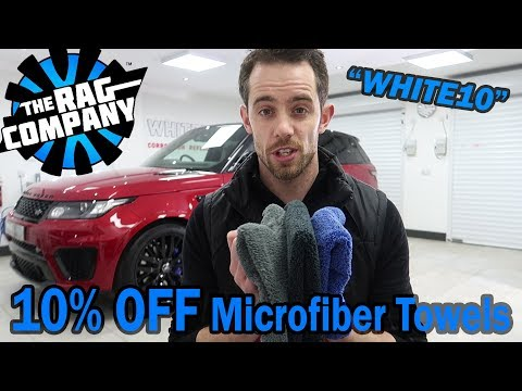 """The Rag Company - 10% OFF with """"WHITE10"""" code"""
