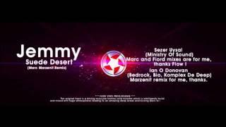 Jemmy - Suede desert - Marc Marzenit Remix - Flow Vinyl