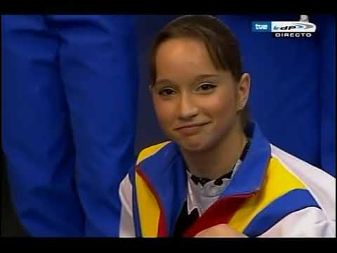 2007 World Artistic Gymnastics Championships. EF. UB