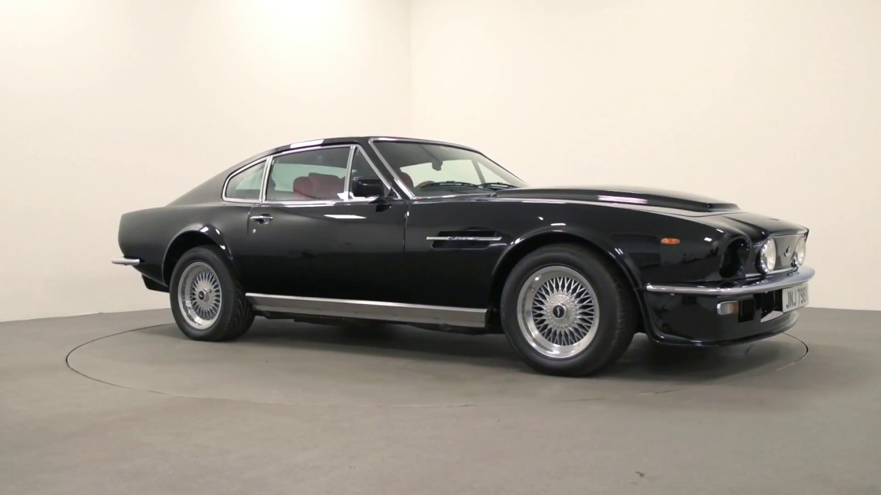 Classic Connection Cars Aston Martin V8 Vantage 1979 To X Pack Specification Youtube