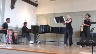 Boston Conservatory Summer Music Program--2-Instrumental