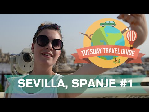 Tuesday Travel Guide [Sevilla, Spanje] | ♥ iamtheknees