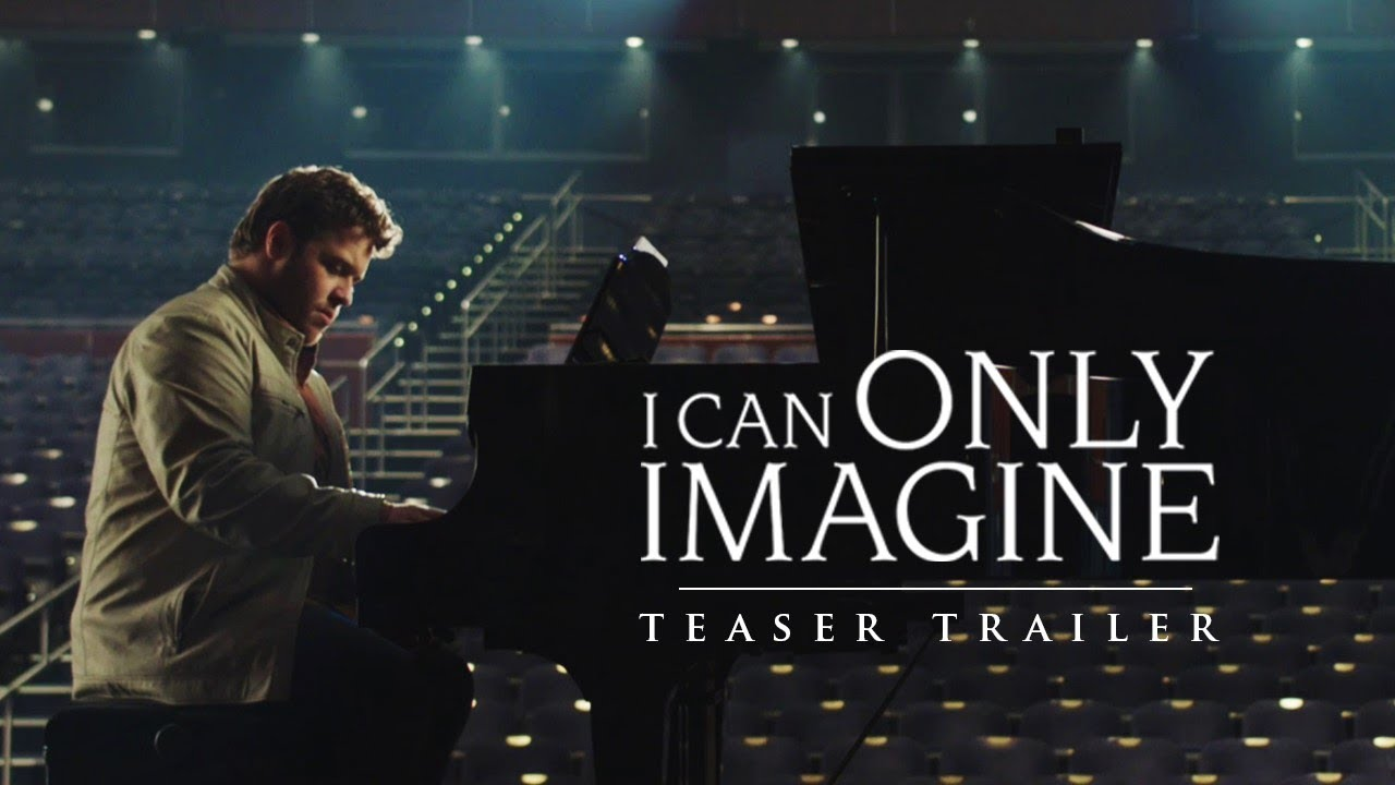 I Can Only Imagine Official Teaser In Theaters March 16 2018 Youtube