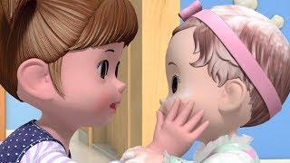 Мультики для девочек - Консуни и её друзья - Все серии подряд - Сборник 2