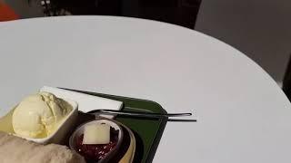 《맛집》강릉 카페 '나봄'아몬드밀크티실타래빙수
