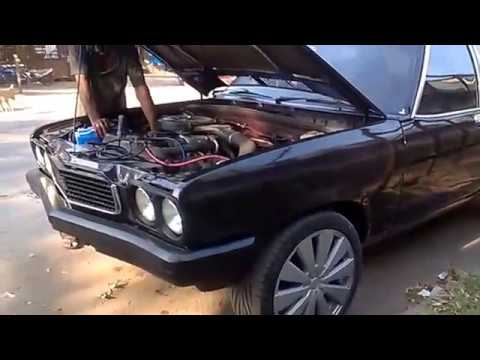 Indian Muscle Car Contessa Classic Fully Restored Youtube