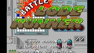 Prolist (S09,G01) - Battle Lode Runner (Turbografx16) Pt.2