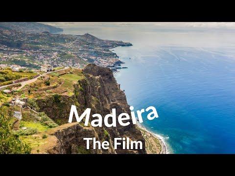 Madeira - Portugal | Eine Doku über die schöne Blumeninsel de Madeira im Atlantik