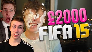 FIFA 15 - £2000 SIDEMEN WAGER