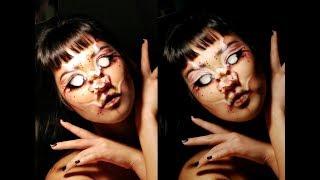 M o t h   H y b r i d   | Makeup Tutorial