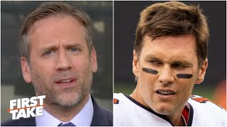 'He CLEARLY didn't know what down it was' - Max Kellerman on Tom Brady | First Take