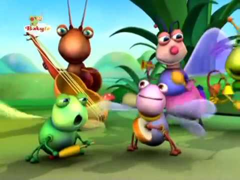 Big Bugs Band- Samba (Bebe Tv)