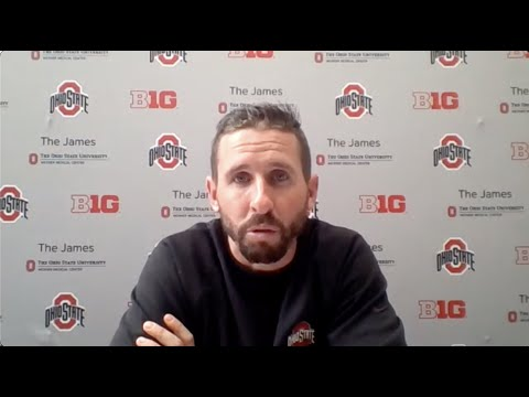 Brian Hartline On Ohio State's Loaded Receiver Room