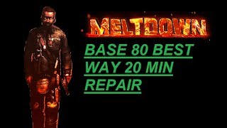 War Commander - Operation: Meltdown base 80 UPDATE 20 MIN REPAIR