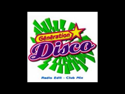 Génération disco:  club mix