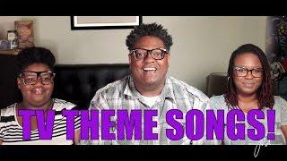 Vlog Episode 8: Nostalgic TV Theme Songs w/Ashley B & Nessie of Express Your Geek