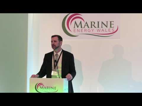 Rémi Gruet (Ocean Energy Europe) - Marine Energy Wales Conference 2017