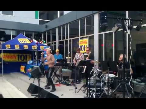 Aloft Denver International Airport Jammin Karaoke June 3rd 2nd vid