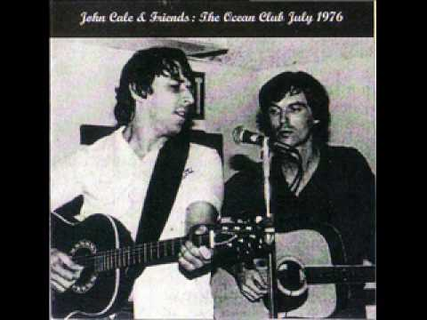 John Cale - NY Ocean Club '76 - 11 - Baby, What You Want Me To Do