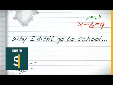'School's dead, it's the same lessons every day' - BBC Stories