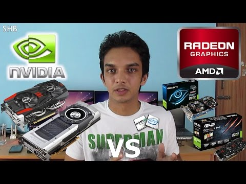 AMD vs NVIDIA | Gaming vs 3D Rendering | Things you should know before shopping graphics card