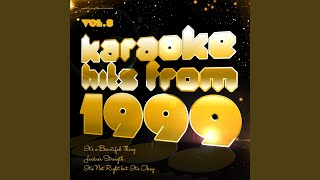I'll Never Fall in Love Again (In the Style of Elvis Costello) (Karaoke Version)