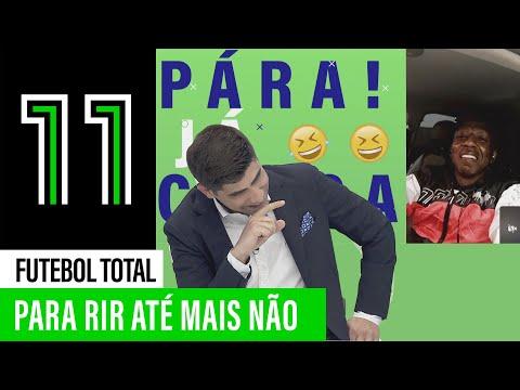 """Senhoras e senhores: Amaral no """"Futebol Total"""""""