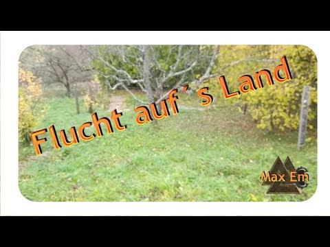 Grundstückskauf Vlog #1 - Mal schnuppern