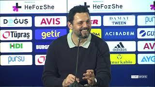 Mesut Özil, Galatasaray maçında oynayacak mı? Erol Bulut açıkladı! | Fenerbahçe