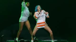 Скачать Lie Dont Play Hurricane In Water Pool Halsey Wolf Trap Vienna VA 7 15 18