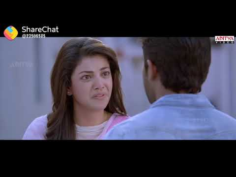 Kajal Agarwal emotional scene