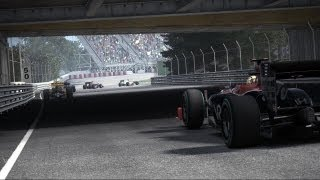 First 30 Minutes: F1 2010 [XBOX360/PS3/PC] Part 1/2